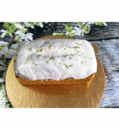 Lemon Cake with Lemon Glaze -1.5Pound